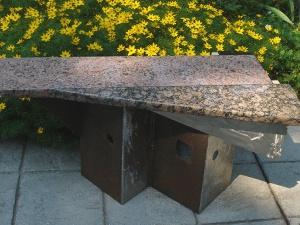 Garden Bench #9